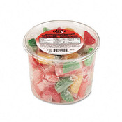 Office Snax Assorted Fruit Slices Candy Individually Wrapped Wholesale Bulk
