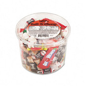 Office Snax Soft & Chewy Mix Assorted Soft Candy 2lb Plastic Wholesale Bulk