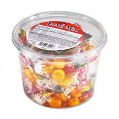 Office Snax Fancy Assorted Hard Candy Individually Wrapped Wholesale Bulk