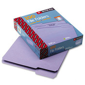 Smead File Folders 1/3 Cut Top Tab Letter Lavender Wholesale Bulk