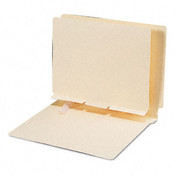 Smead Manila Self-Adhesive Folder Dividers w/Prepunched Wholesale Bulk