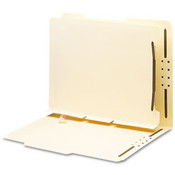 Smead Manila Self-Adhesive Folder Dividers w/Twin-Prong Wholesale Bulk