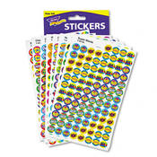 Superspots Stickers Positive Praisers Assorted