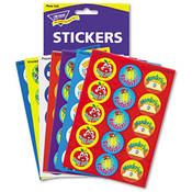 Stinky Stickers Variety Pack Praise Words 288