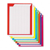 Vertical Incentive Chart Pack 22w x 28h 8 Assort