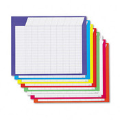 Horizontal Incentive Chart Pack 28w x 22h Assort