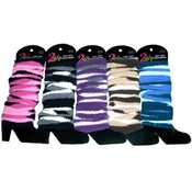 Cozy Yarn Legwarmers - Assorted