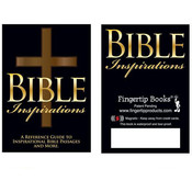 Refrigerator Magnet Book- Bible Inspirations