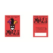 Refrigerator Magnet Book- The Little Book of Jokes