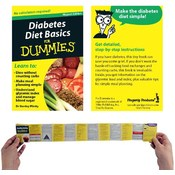 Magnet Book- Diabetic Diet Basics For Dummies