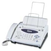 Thermal Transfer Fax Machine, 9.6K bps, White. 1 EA/CT.