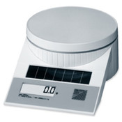 Digital Postal Scale, Solar Power, 7-3/4&quot;x4-7/8&quot;x2-5/8&quot;, SR. .