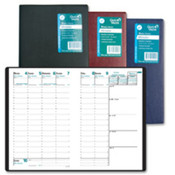 The Minister Planning Diary,9-1/2&quot;x6-1/4&quot;,Vinyl Cvr,Assorted. .