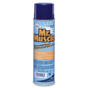 Oven/Grill Cleaner, Mr. Muscle, Heavy Duty, Tan. .