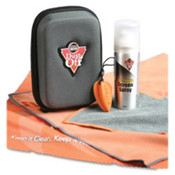 Screen Care Kit, Black/Silver. 12 EA/CT.