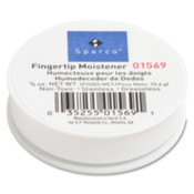 Fingertip Moistener,Odorless,Greaseless,Hygienic,3/8 oz.. 12 EA/CT.