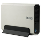 Hard Drive, External, 1TB, Silver. 2 EA/BX.