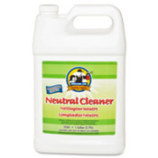 Floor Cleaner, 1 Gallon, Citrus Scented. .