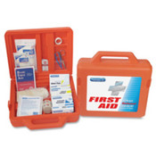 "First Aid Kit,For 50 People,13""x12-3/4""x4-1/4"",179 Pieces,OE. ."