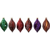 Wholesale Glitter Ornaments - Wholesale Glitter Tree Ornaments