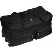 "32"" 1200D Polyester Multi-Pocket Wheel Duffel"