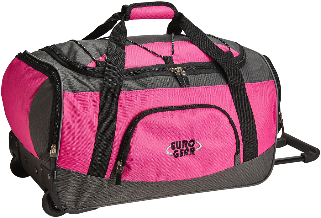 Multipocket Rolling Carry On DUFFLE BAG (1988411)