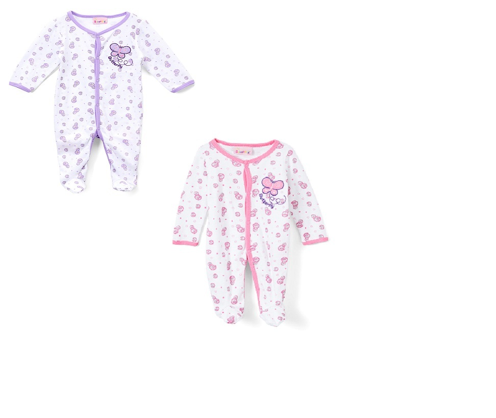 Baby Sleep N' Play PAJAMAS - Butterfly [2330503]