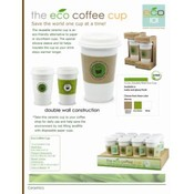 The Eco Coffee Cup