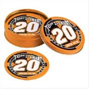 Tony Stewart Tin Coasters-5 Pc