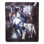 Wildlife Fleece Blanket