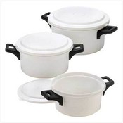 Microwave Cooking Pots