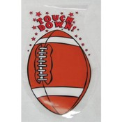 Football Shaped Goody Bags
