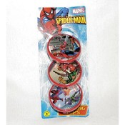 Spider-Man Spinning Tops