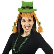 Lady Leprechaun Headband Wholesale Bulk