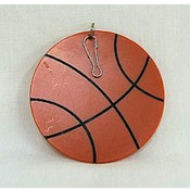 Basketball Charm.