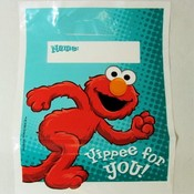 Hurray for Elmo Gift Bags