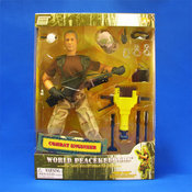 World Peacekeepers Combat Engineer Figurine