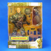World Peacekeepers Marine Action Figure