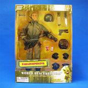 World Peacekeepers Parajumper Action Figure