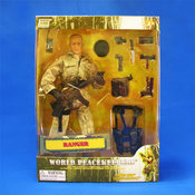 World Peacekeepers Ranger Action Figure