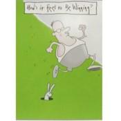 Humorous Birthday Card (88201) Wholesale Bulk