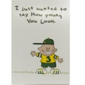 Humorous Birthday Card (88222) Wholesale Bulk