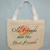 Family and Friends Tote Bags