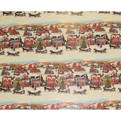 Victorian Village Gift Wrap Wholesale Bulk