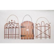 Metal Gate Ornaments Wholesale Bulk