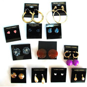 Wholesale Earring Assortments - Wholesale Earring Sets