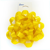 Yellow Deluxe Galaxy Bow Wholesale Bulk