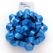 Blue Deluxe Galaxy Bow Wholesale Bulk
