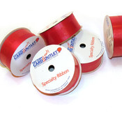 1.25 inch Red Ribbon Wholesale Bulk