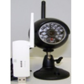 Wireless security camera 2.4GHz
